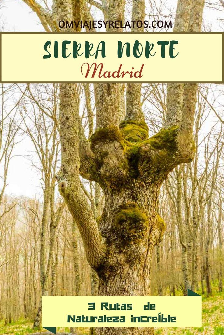 Sierra Norte de Madrid