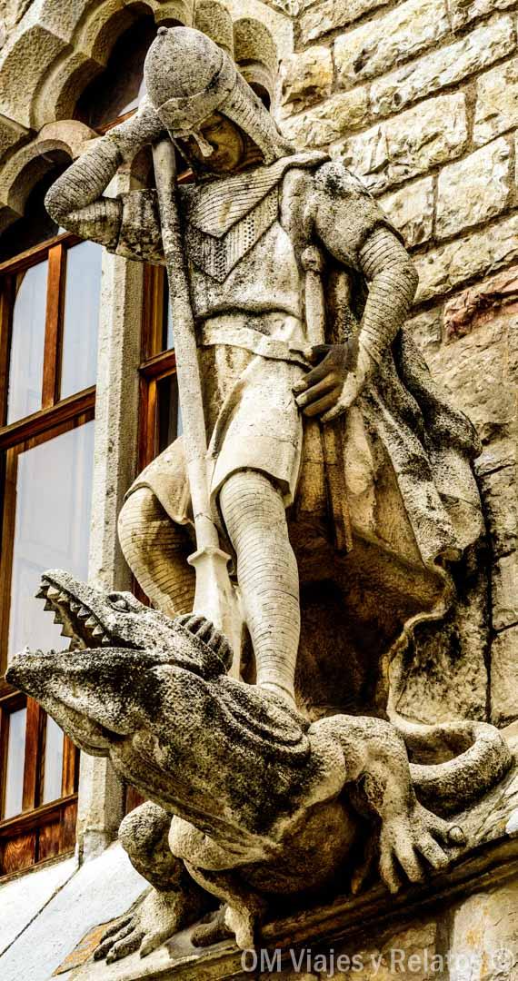 San-Jorge-dragón-León