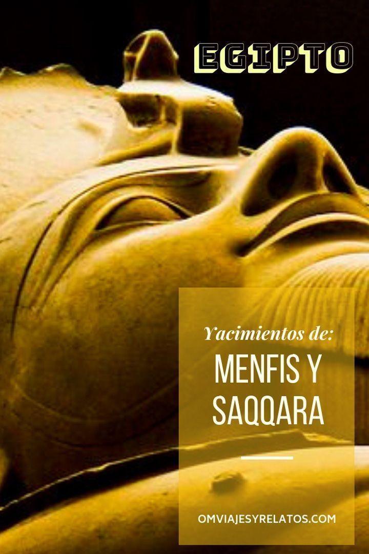 MENFIS-SAQQARA-EGIPTO
