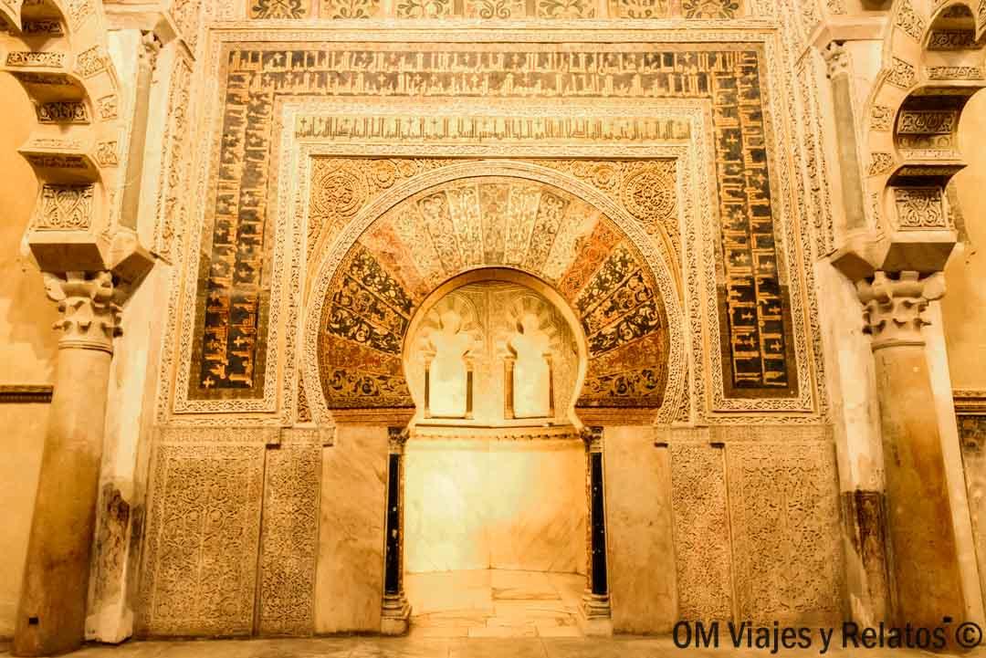 Mezquita-Omeyas-Córdoba
