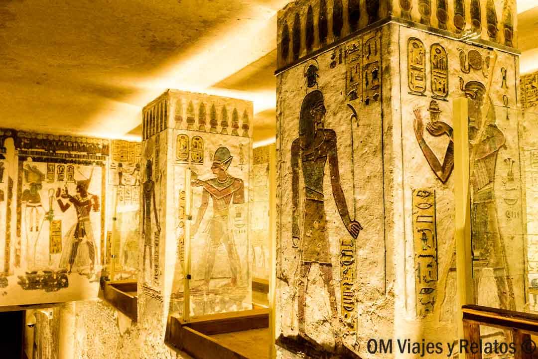 Valle de los Reyes Luxor