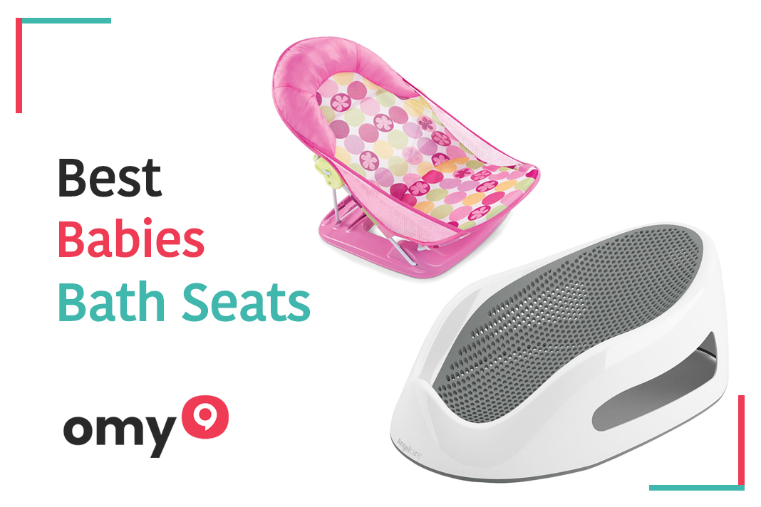 10 Best Babies Bath Seats - omy9 Reviews