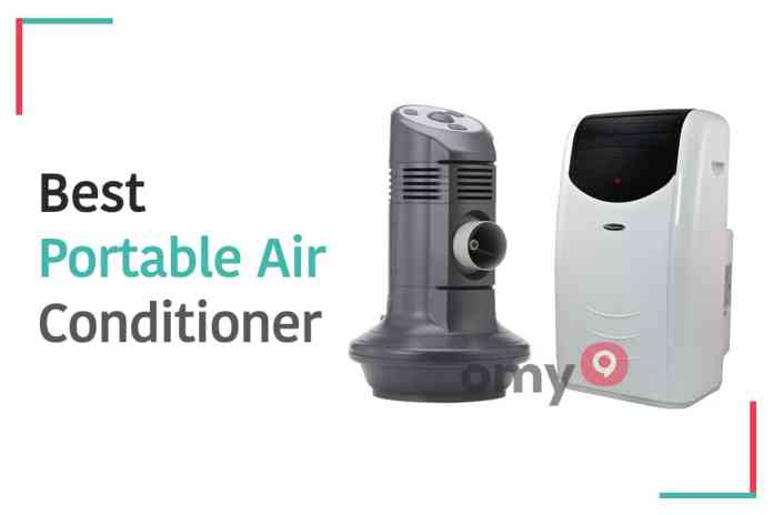 Best Portable Air Conditioner for Campers