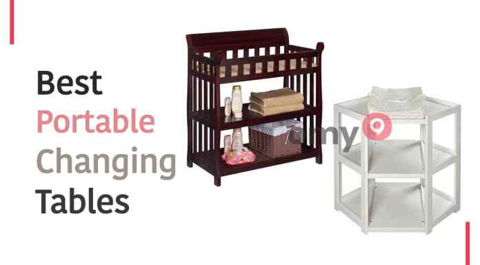 Portable Changing Tables