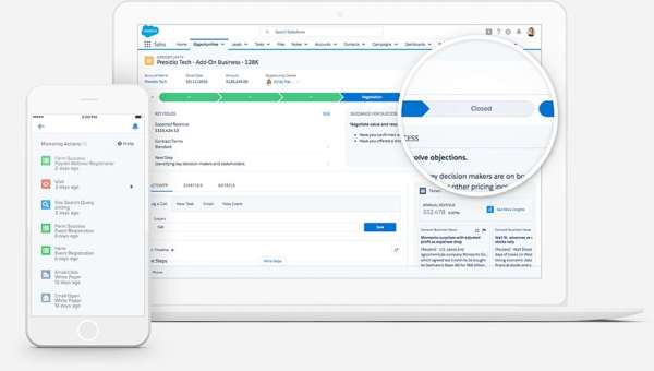 Salesforce Sales Cloud CRM Review