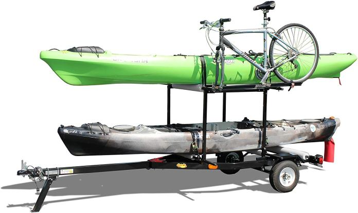 RIGHT-ON TRAILER Kayak Trailer
