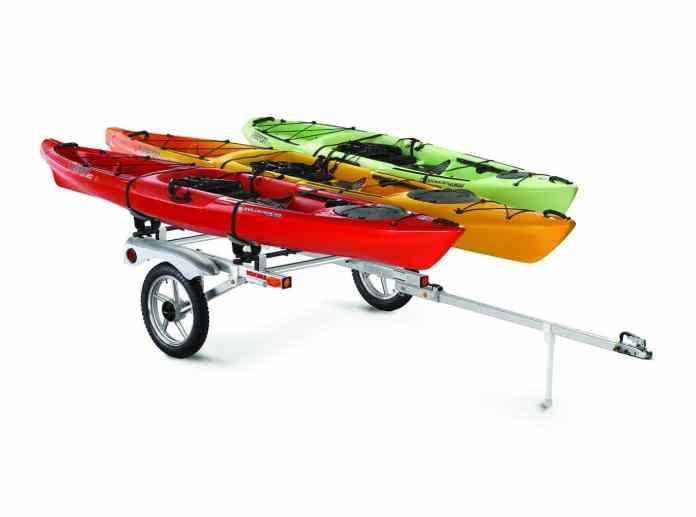 YAKIMA 78-Inch Kayak Trailer