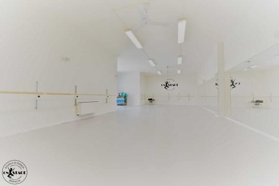 Sala 4 - Sede On Stage Danza Brescia