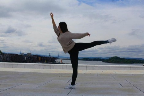 Rebecca - Oslo