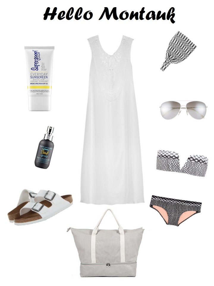 Montauk, What to wear, Beach, Laid back, OOTD
