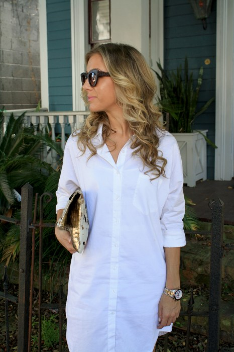 New Orleans, Garden District, Magazine Street, Travel, Shirt dress, boots, casual style, 6