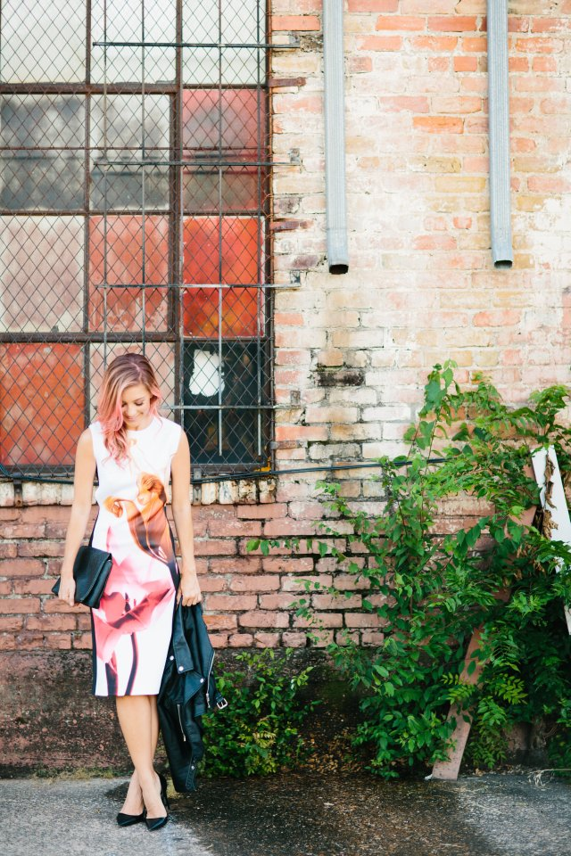 Fashion Blogger, What to wear, Street Style, Pink Hair, Bold Style, Work wardrobe