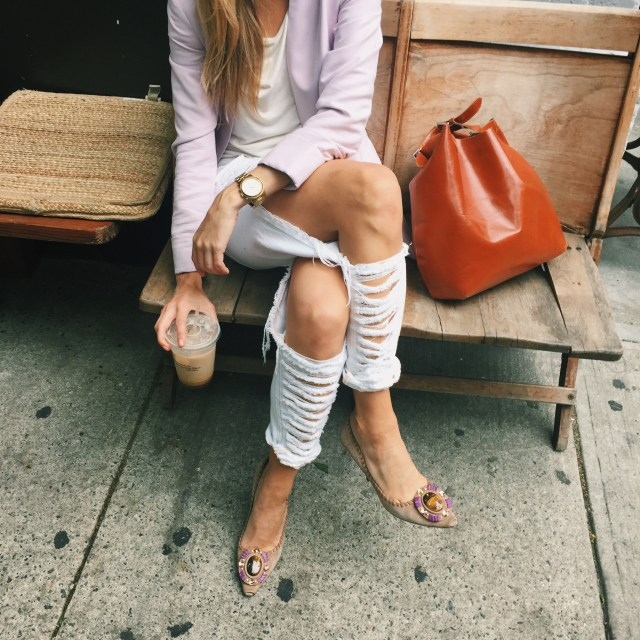 Weekend to do fashion blogger west village nyc