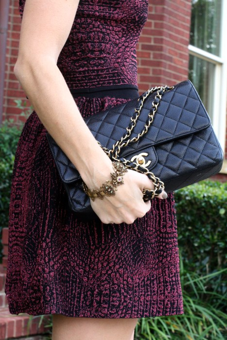 NYE style, What to wear, NYE, NYC, Ronny Kobo, Fashion Blogger, Impossibly Imperfect, OOTD, Chanel, Caviar Bag, Vintage