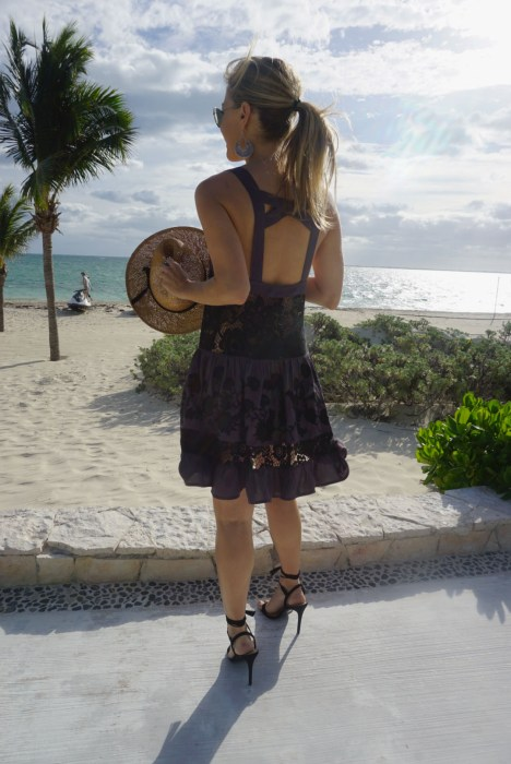 Mexico, Cancun, Excellence Resorts, For Love and Lemons, Beach, Impossibly Imperfect, What to wear, OOTD