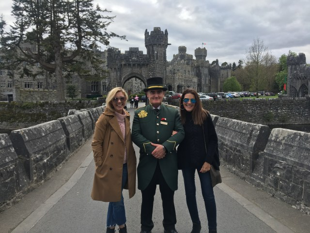 Mother's Day - Sketch, On the 10, Nelson's take Europe, Ireland, Ashford Castle, Afternoon tea, Travel blogger