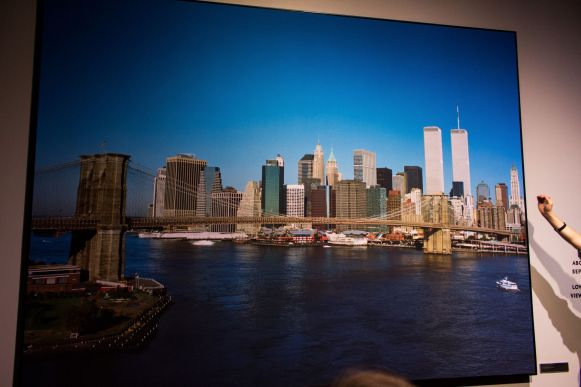 Last Picture of the World Trade Center before 9 11