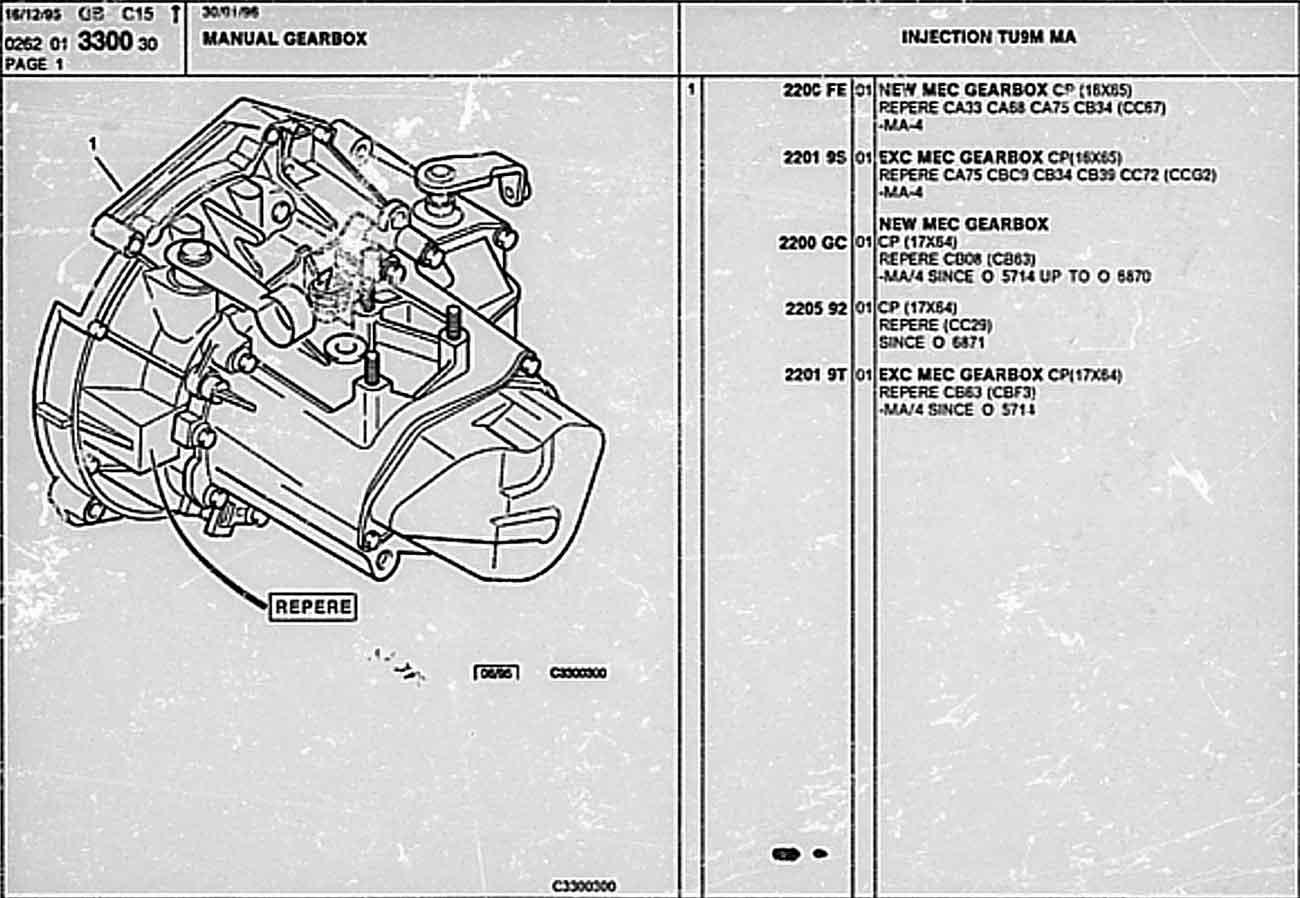Citroen Sm Engine Manual