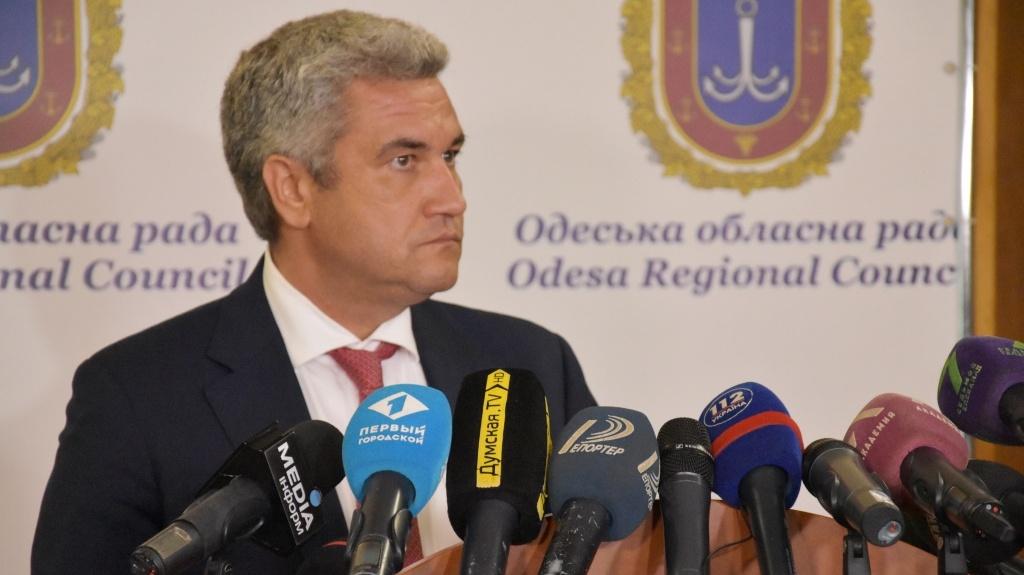 Одесский облсовет снова соберётся на внеочередную сессию 21 августа
