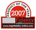 Luxman C-1000f High Fideltiy Product of the Year 2007