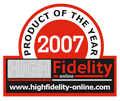 Luxman C-1000f High Fideltiy Product of the Year 2007