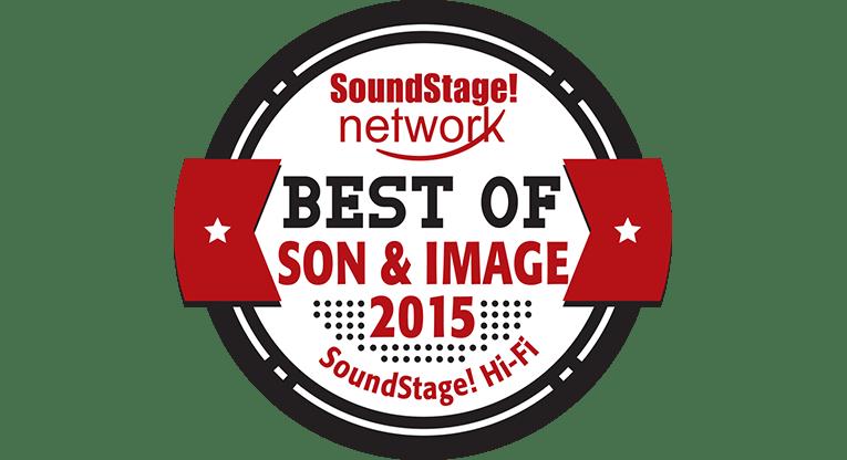 SoundStage! Network Best of Son & Image 2015 Award