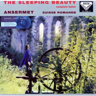 Ansermet Sleeping Beauty