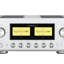 In 2005 Luxman commemorated their 80th anniversary with the L-590A ending a 9 year hiatus from Class A amplification. It featured a phono stage and was the first of the 550 series to feature VU Meters. Power was lowered from 50 watts to 30 watts per channel but thanks to continual refinement it actually sounded more dynamic when compaired to it's more higher watt siblings.