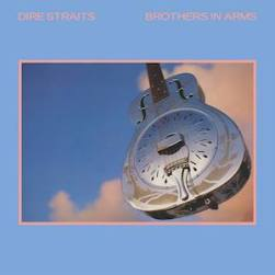 Dire Straits - Brothers in Arms circa 1985