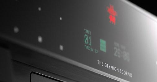 Gryphon Scorpio CD Player 4