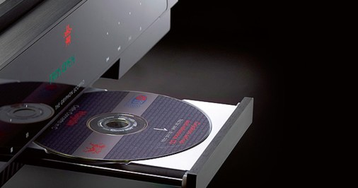 Gryphon Scorpio CD Player 5