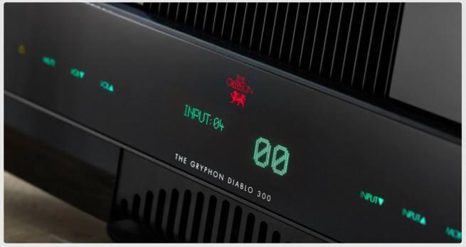 Gryphon Diablo 300 integrated