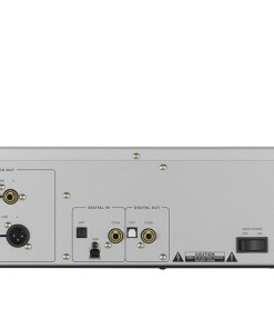 Luxman D-05u rear