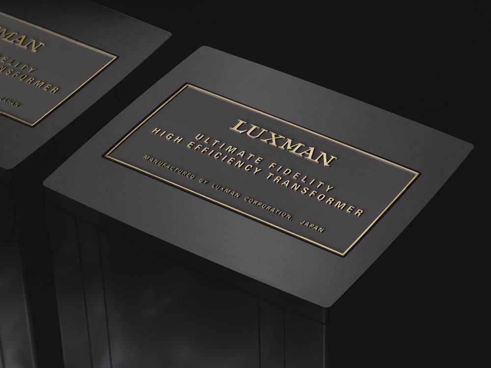 Luxman MQ-300 transformer