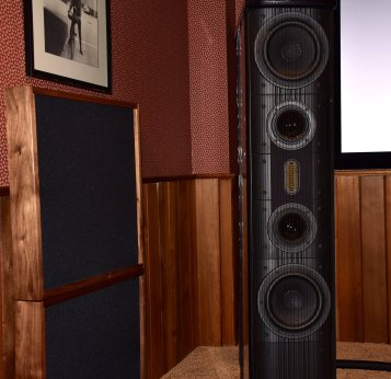 Gryphon Pantheon loudspeaker system