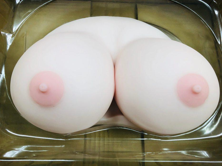 Zuritte Oppai Chichifueta - Breast Masturbator