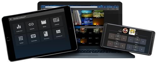 NewTek LivePanel product image