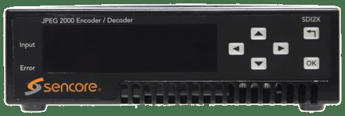 Sencore SDI2X SDI over IP Converter product image