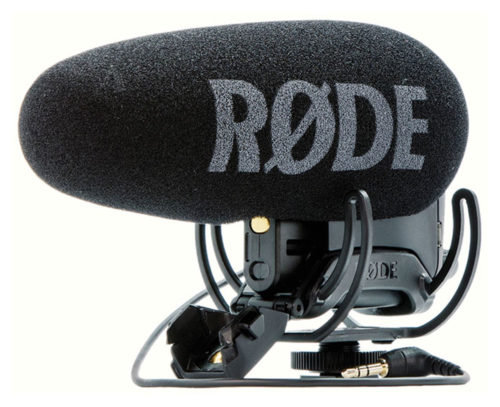 RØDE Microphones VideoMic Pro + product image