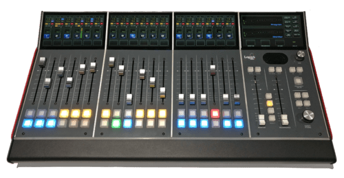 Logitek Audio Helix Radio control surface
