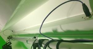 DMX installation at OnAir Solutions