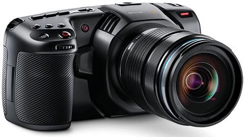 Blackmagic Pocket Cinema Camera 4K product image