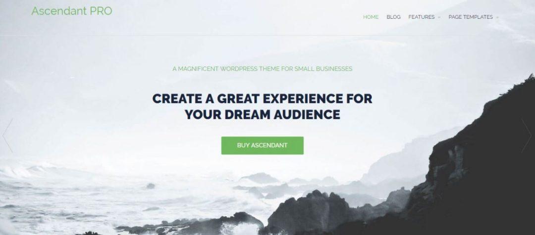 Ascendant WordPress Theme