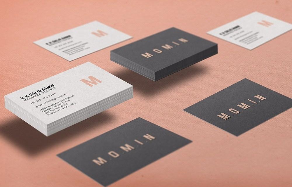 30 Free Creative Business Card Mockups