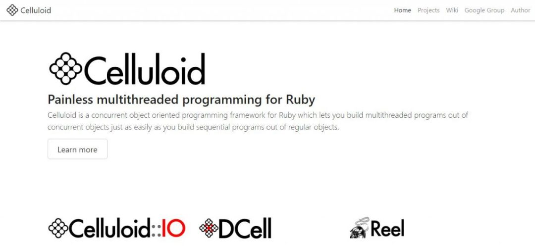 Celluloid - Actor Based Concurrent Object Framework for Ruby