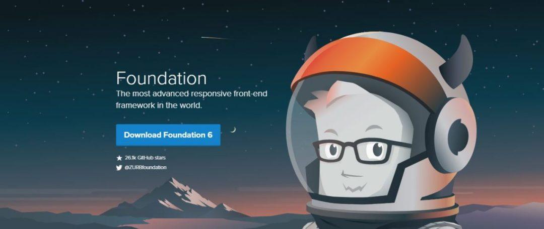 Foundation - Responsive Front-end Frameworks