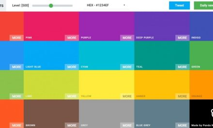 Best Material Design Color Palette Generating Tools