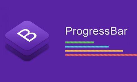 Free Bootstrap Progress Bar Codes