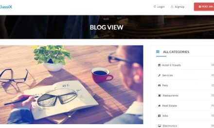 12 Best Free Bootstrap Blog Templates For 2020