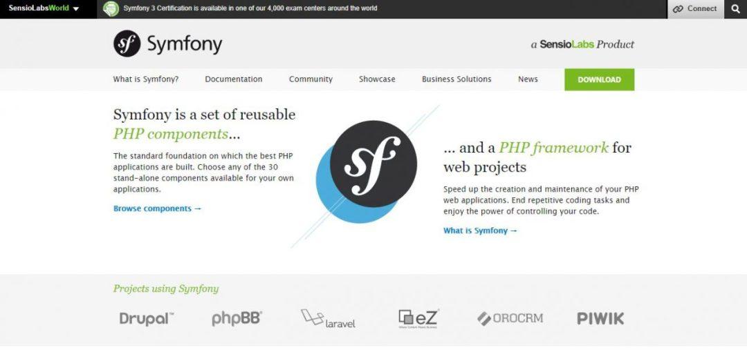 Symphony Framework For Developer